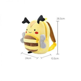 mochila infantil abeja