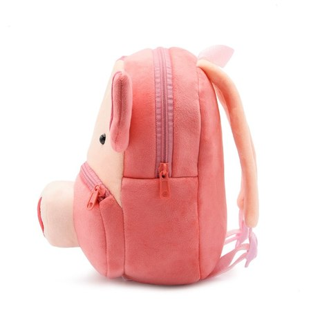 mochila infantil cerdo