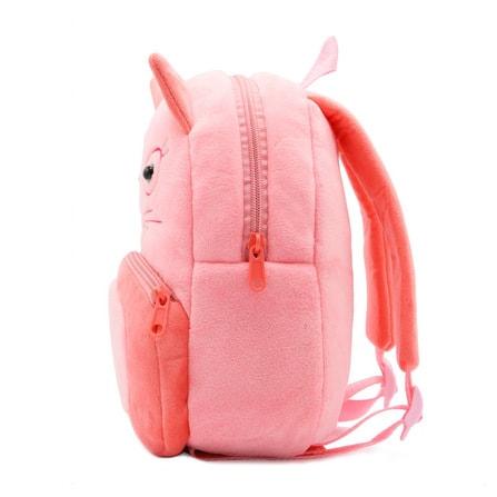 mochila infantil gato