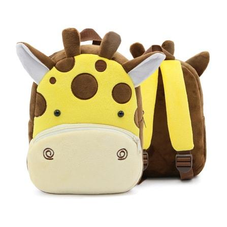 mochila infantil jirafa