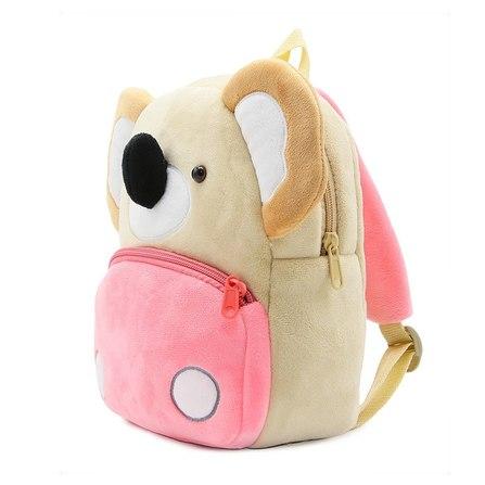 mochila infantil koala