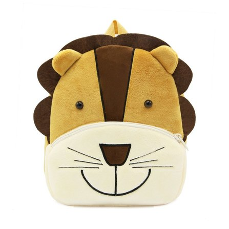 mochila infantil leon