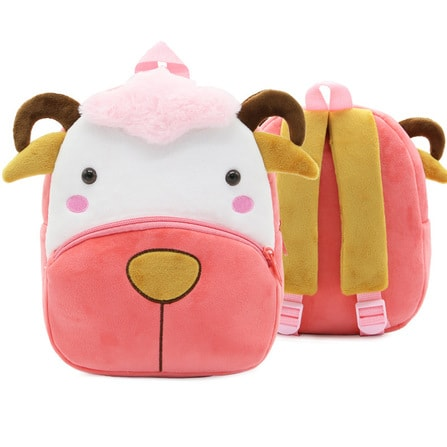 mochila infantil oveja