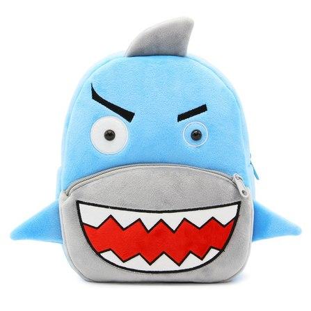mochila infantil tiburón