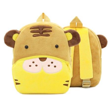 mochila infantil tigre