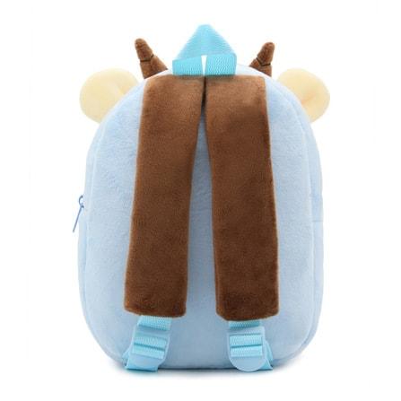 mochila infantil vaca