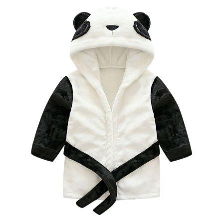 albornoz infantil panda