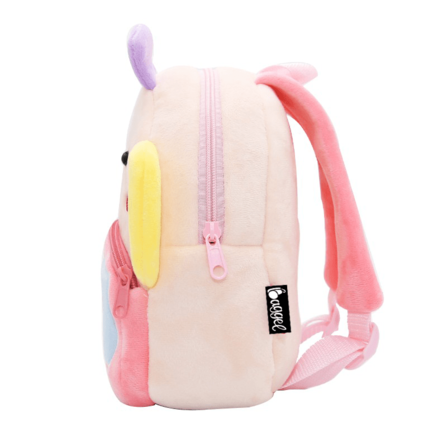mochila infantil mariposa
